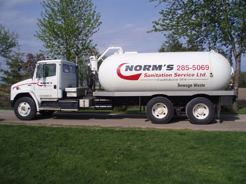 Norm's Sanitation Services